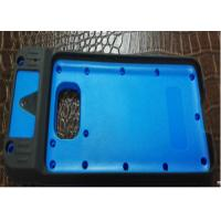 Wholesale Double Injection Molding TPE Injection Molding Cover / Bottom POS Machine Case from china suppliers