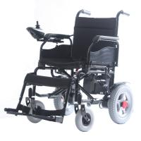 Professional Portable Wheel Chair , Electric Motor Wheelchair With 12 Inch Rear Tire