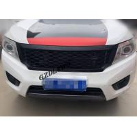 Wholesale NP300 Nissan Navara Front Grille / 4x4 Car Accessories High Performance from china suppliers