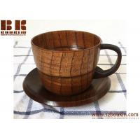 Wholesale Wooden Kitchenware Food tea /fruit juice cup from china suppliers