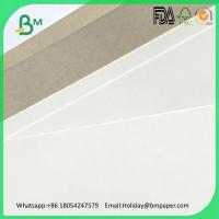 Wholesale Wholesale grade AA 300gsm two side coated Duplex Board with White Back from china suppliers
