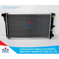 Quality Custom Ford Aluminum Radiator ,  aluminum racing radiator For FORD FALCON EA-ED'88-AT for sale