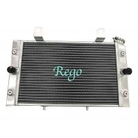 Auto Racing Polished Atv Radiator For Yamaha Rhino on 2008 Yamaha Grizzly 700 Package