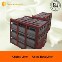 Wholesale Stacker Travelling Wheel Alloy Steel Castings Mill Liners EN 100831-1991 from china suppliers