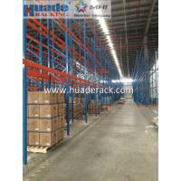Wholesale Selective Pallet Racking System, Double depth  for Pallet Storage from China SS400 material from china suppliers