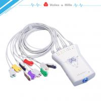 Wholesale USB Cable AV Block ECG Accessories ECG Electrodes Sensor For Stress ECG Test from china suppliers