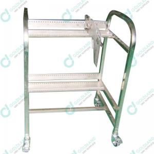 Wholesale SMT Peripheral Samsung Storage Cart Feeder 2 layers from china suppliers