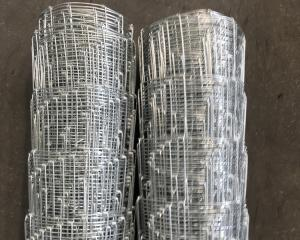 Wholesale 0.8m/1.5m hot dipped galvanized grassland farm field fence goat cattle sheep farm fence from china suppliers