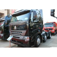 Wholesale Heavy Duty Prime Mover And Trailer , Tractor Head Trucks 6x4 Drive Wheel from china suppliers