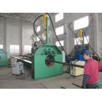 Wholesale Customized Max 500 Diameter Light Pole Machine for street lamp post from china suppliers