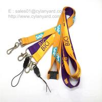 Wholesale Tailored screen print polyester neck ribbon factory wholesaler in China from china suppliers