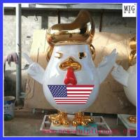 Wholesale Public special attraction  American President  Donald trump   statue    in outdoor plaza from china suppliers