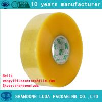Wholesale acrylic adhsive tape, acrylic packing tape, acrylic adhesive packing tape from china suppliers