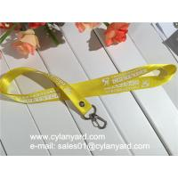 Print Nylon lanyard for ID badge holder