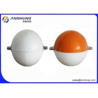 Wholesale Aluminum Materia  Aircraft Warning Sphere 600 Mm / Customized Diameter from china suppliers