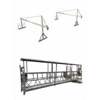 Wholesale 3 Phase Aerial Suspended Working Platform 415v 50hz With Over Load Cell from china suppliers
