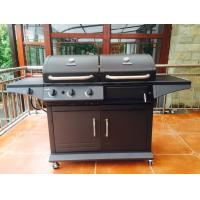 Wholesale Stainless Steel Garden Patio Outdoor Trolley Charcoal BBQ Barbecue Grill/Outdoor Cooking Commercial Charcoal BBQ Grill from china suppliers