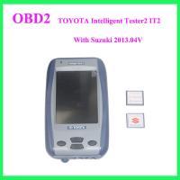 Wholesale TOYOTA Intelligent Tester2 IT2 With Suzuki 2013.04V from china suppliers