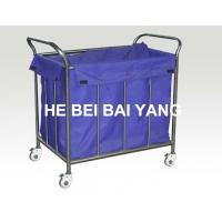 Wholesale (B-45) Stainless Steel Contaminant Trolley from china suppliers
