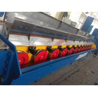 400 / 13 DT Copper Rod Breakdown Machine With Annealer , Large Drawing Machine
