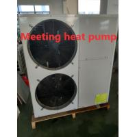 Wholesale High Cop Air Source EVI Commercial Heat Pump , Keep Working At -25C CE Approved from china suppliers