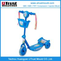 Wholesale Mould for plastic handcart for baby from china suppliers