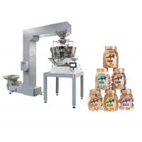 Wholesale Multiheads Weigh Fill Machine For Food In Box / Bottle / Can / Doybag from china suppliers
