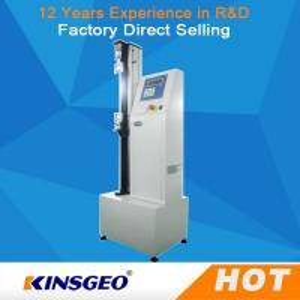 1Ton Electronic Universal Testing Machines Floor Type PC Control