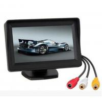 High Security TFT Car Rear View Monitor 640*480 Resolution 150*120*20mm Dimenosin