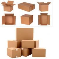 Professional Packaging Team White Cardboard Box Dress Packing Corrugated Cardboard Mailer Shipping