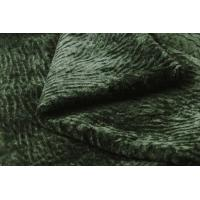 Soft And Smooth Pure Wool Knitting Faux Fur Fabric For Apparel