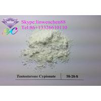 Wholesale Muscle building Testosterone powder 99% Testosterone Cypionate 58-20-8 white powder Canada USA Shipping from china suppliers
