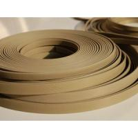 Wholesale PTFE Packing Guide Stripe Tape (GST) , Thickness 0.8mm , 1.0mm , 1.5mm With Brown Color from china suppliers
