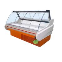 China Supermarket Glass Display Refrigeration Meat Sushi Deli refrigerator and freezers on sale