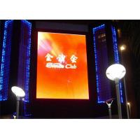 Wholesale Advertising Full Color LED Signs,Led TV Display Pitch 6mm IP43 from china suppliers