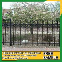 Wholesale Tallahassee iron fence spikes NewBedford ornaments picket railing from china suppliers