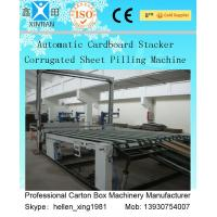 Copper Plating Zinc Paper Carton Making Machine 1600mm With Cross Folding