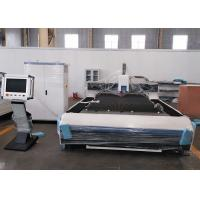 Wholesale High Precision Water Cooling CNC Fiber Laser Cutter 1500 X 3000 700W from china suppliers
