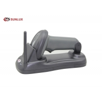 Buy cheap Warehouse High Quality Induction Charging 2D Wireless Barcode Scanner from wholesalers