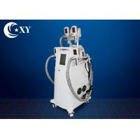 Wholesale Cavi Lipolaser Body Face Rf Vacuum Cellulite Treatment Machine 4 Cryolipolysis Handles from china suppliers