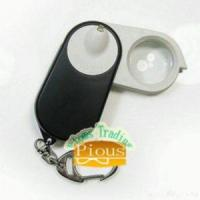 Buy cheap Illuminate Magnifier With Led Light And Foldable from wholesalers