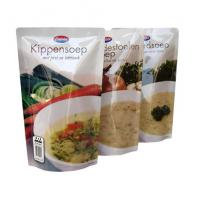 Wholesale Cooked Food Retortable Pouches Flexible Packaging Plastic Bags from china suppliers