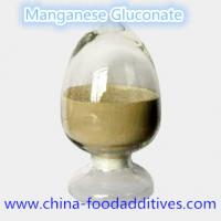 Wholesale Manganese Gluconate Nutrition enhancers Food grade Food additives CAS:6485-39-8 from china suppliers