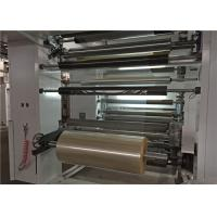 Wholesale Double Station Structure Rotogravure Printing Machine For PE Aluminum Foil Material from china suppliers