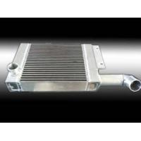 Wholesale Aluminum Brazed Plate Flat Fin Tube Air To Oil Cooled Heat Exchanger from china suppliers
