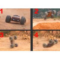 Buy cheap Metal 4WD Electric RC Monster Truck Car , RC Remote Control Monster Trucks from Wholesalers