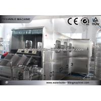 China 3 in 1 Aseptic 5 Gallon Water Filling Machine Carbonated Drink Filler Equipment on sale