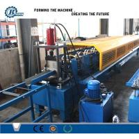 Wholesale Half Round Gutter Roll Fomrer Machine With Automatic Length Measuring from china suppliers