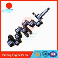 Wholesale China Engineering Machinery Crankshaft V2203 for Kubota harvester excavator tractor 1G851-2301-7 from china suppliers