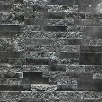 Wholesale Natural stone , China Black Granite Ledge Stone, Stacked Wall Cladding from china suppliers